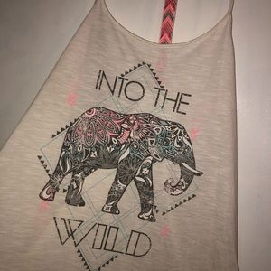 Into The Wild Maurices Tank size 3